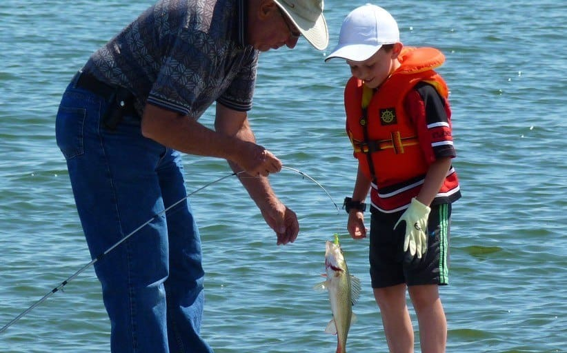 Lystfiskeriets Dag 2015